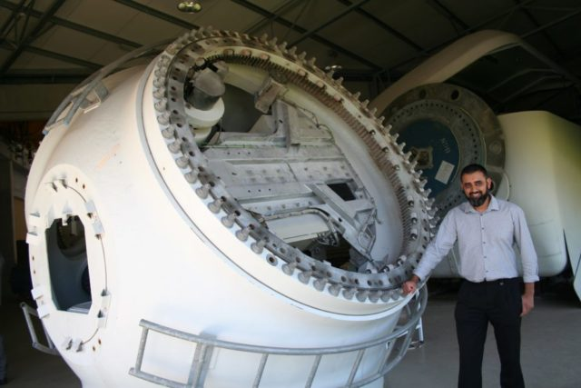 Naim Rassool, director of the South African Renewable Energy Technology Centre (SARETEC) at the Cape Peninsula University of Technology in Cape Town.