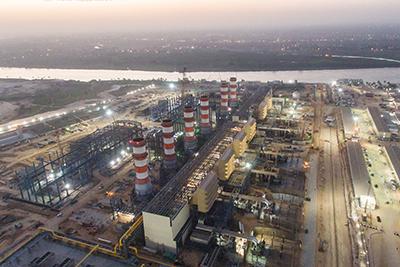 Siemens megaproject in Egypt. Source: Siemens