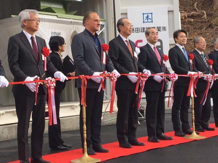 Entrade Fukushima Opening. Source: Entrade