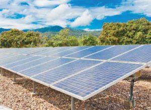Zimbabwean solar energy projects