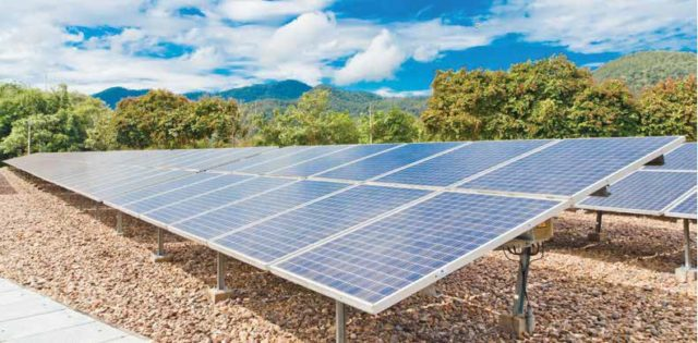 Zimbabwean solar energy projects