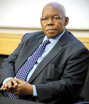 Ben Ngubane