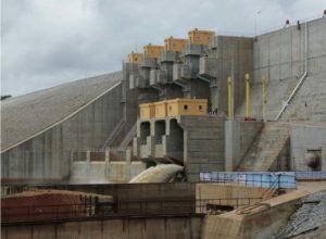 Cameroon Lom-Pangar Hydroelectric