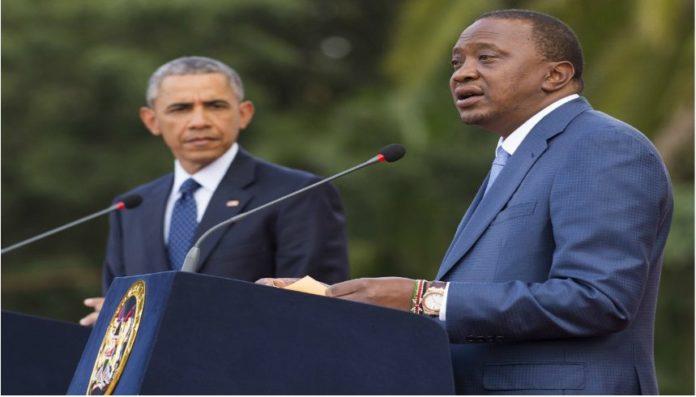 Kenyatta congratulatory messages