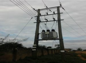 pole mounted transformers