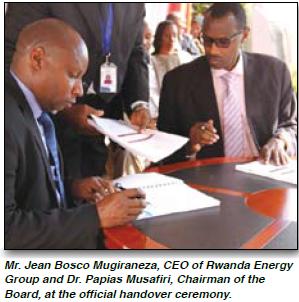 Rwanda's energy sector reform