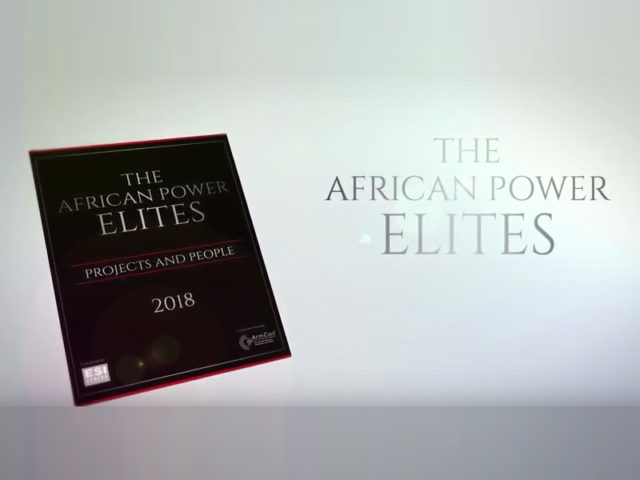 Preview of African Power Elites 2018