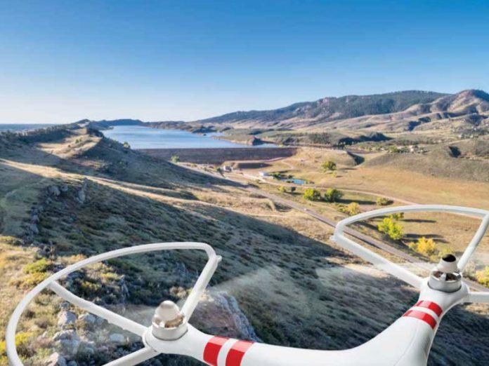 drones water security