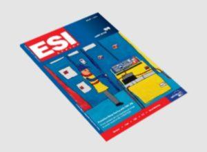 ESI 2013 Issue 1 Cover