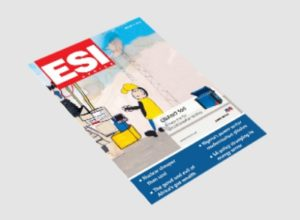 ESI 2014 Issue 1 Cover