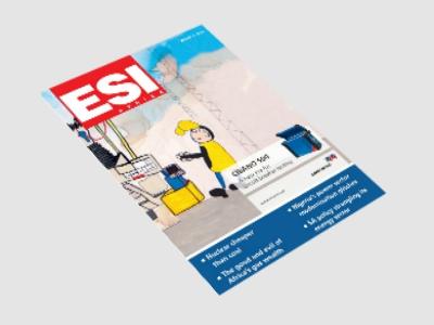 ESI 2014 Issue 1 Cover