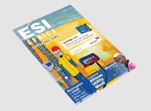ESI 2015 Issue 1 Cover