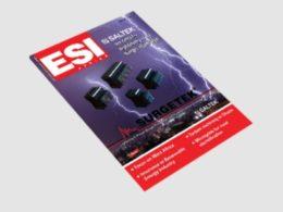 ESI 2014 Issue 3 Cover