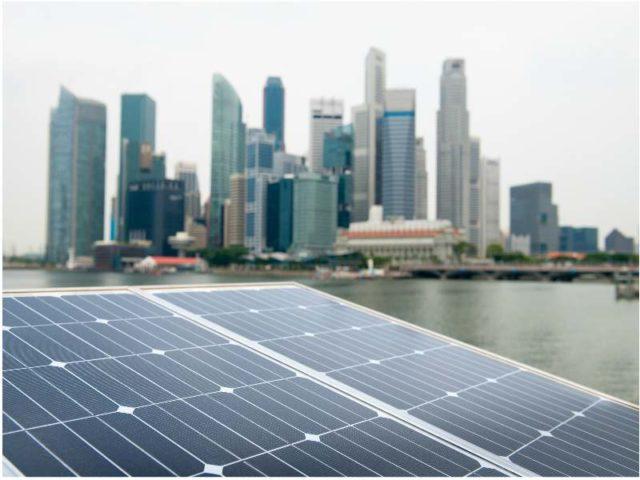 India's solar capacity