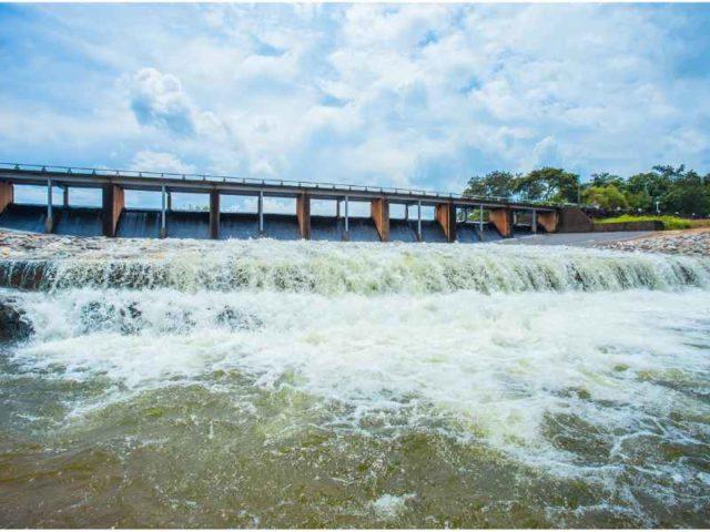 Kikagati hydropower
