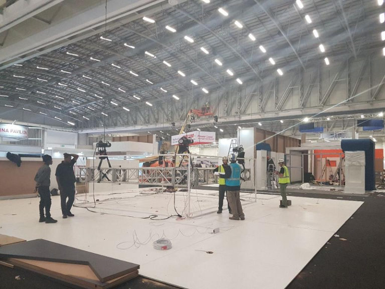 African Utility Week: Build Up