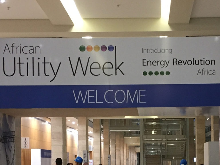 African Utility Week: Day 1 Highlights