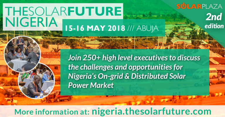 Exploring solar solutions for power-hungry Nigeria