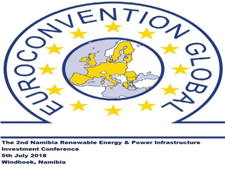 The 2nd Namibia Renewable Energy & Power Infrastructure Investment Conference