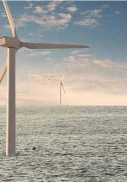 Assessing offshore locations for wind farm development
