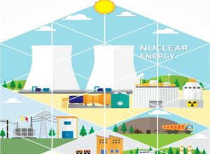 Nuclear energy: The future of a sustainable world.