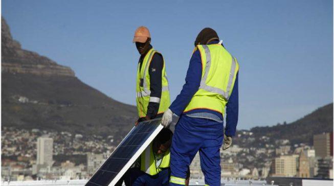 solar PV installers