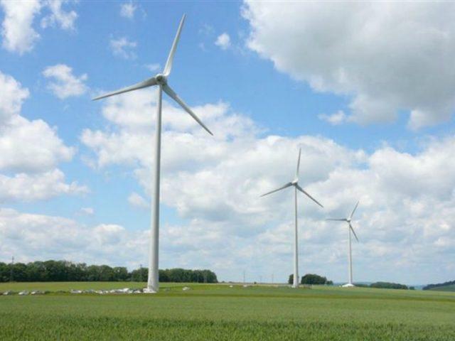 wind turbine plant