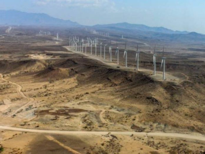 Lake Turkana Wind Farm