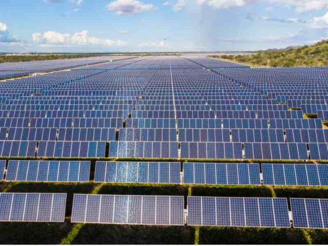 Off-grid solar industry