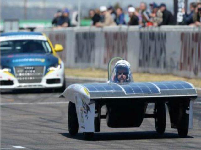 Sasol Solar Challenge