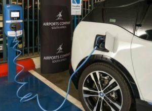 EV charging stations