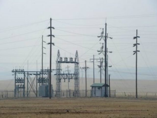 Shango power substation
