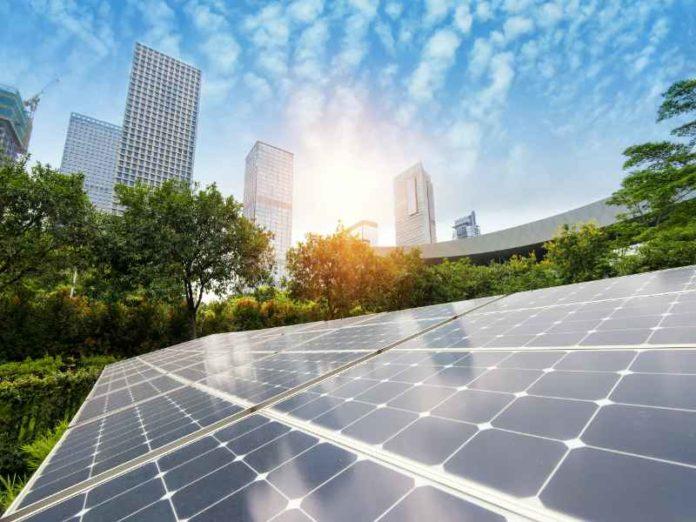 C&I solar power