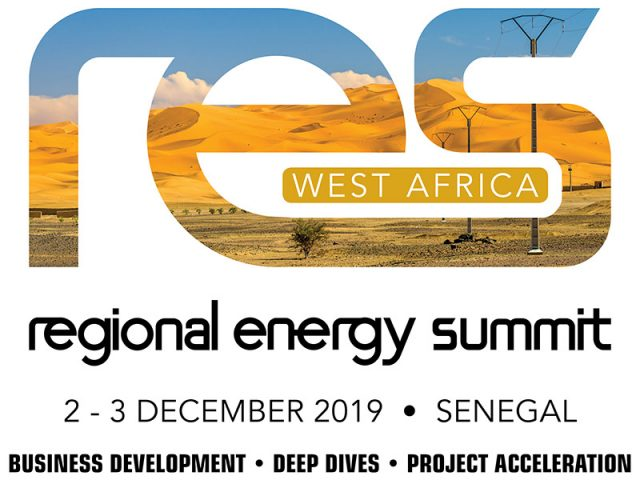 Regional Energy Summit: West Africa
