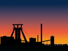 decarbonising large industry