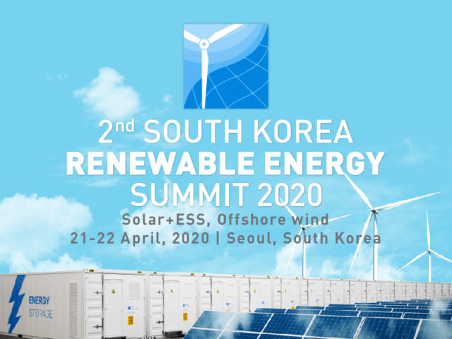 South Korea Solar Renewable Energy Summit