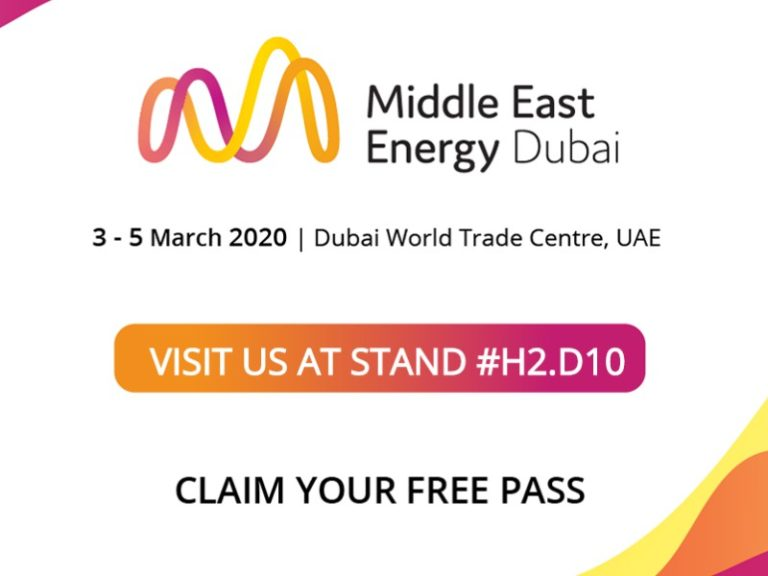 Lucy Electric is exhibiting at Middle East Energy
