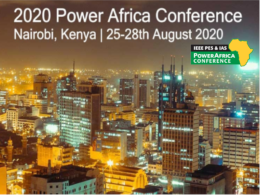 The Seventh Annual IEEE PES/IAS PowerAfrica Conference (PAC 2020)