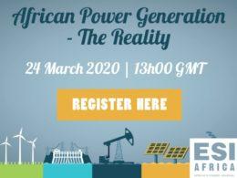 Power Generation Webinar register