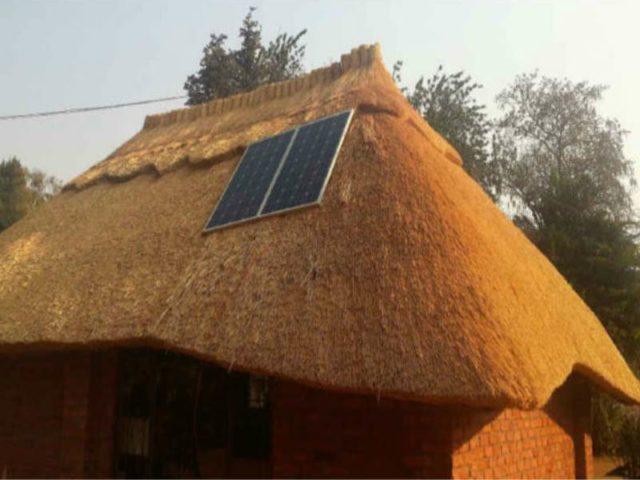 Solar mini-grids