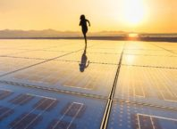 utility solar panel