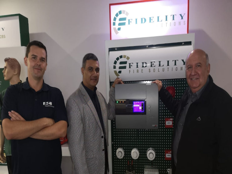 Fidelity Fire Solutions partners with Eaton