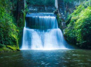 Kaptis hydropower