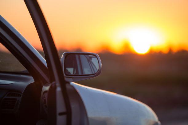 solar-powered traffic