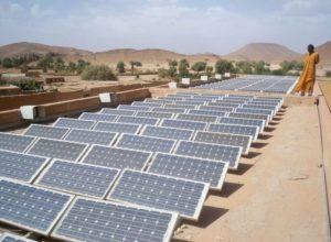 Algeria solar