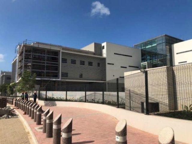 construction hospital