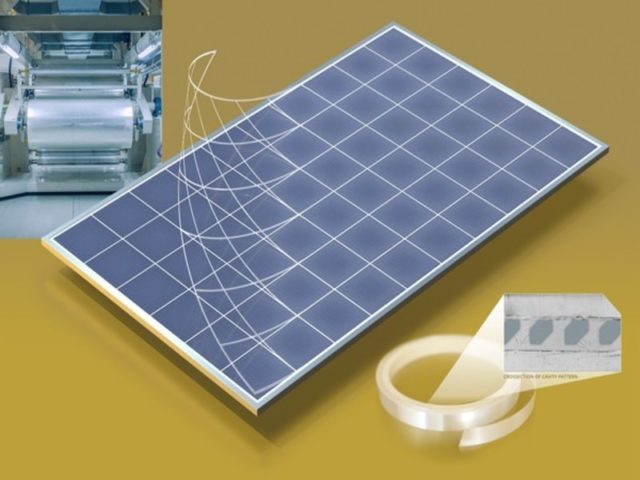 ICS solar panel