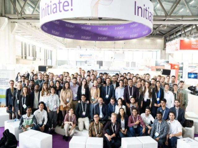 Initiate Young Talent Challenge 2019 group shot