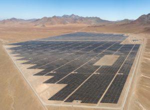 Luz del Norte Solar PV Plant in Chile