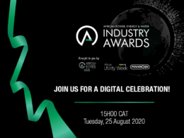 industry awards ceremony